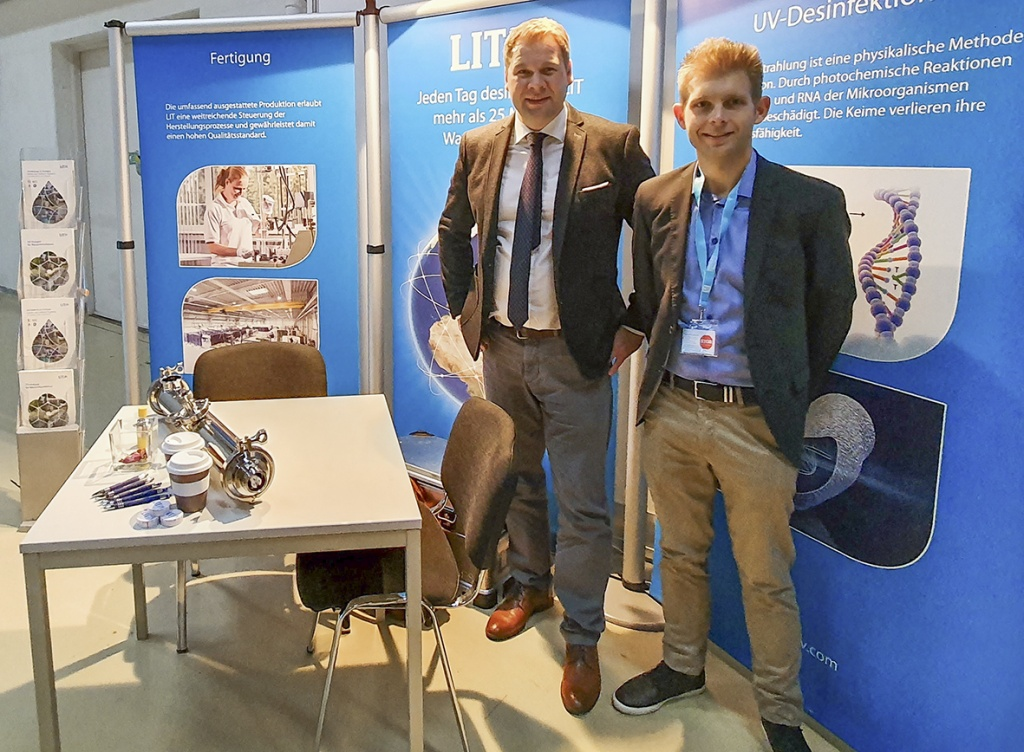 Drinking Water Conference in Paderborn 2019